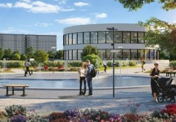 Культурно-досуговый центр Green Park откроется в Славянке летом