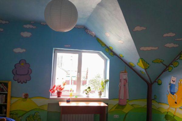 Детская комната » Время приключений»