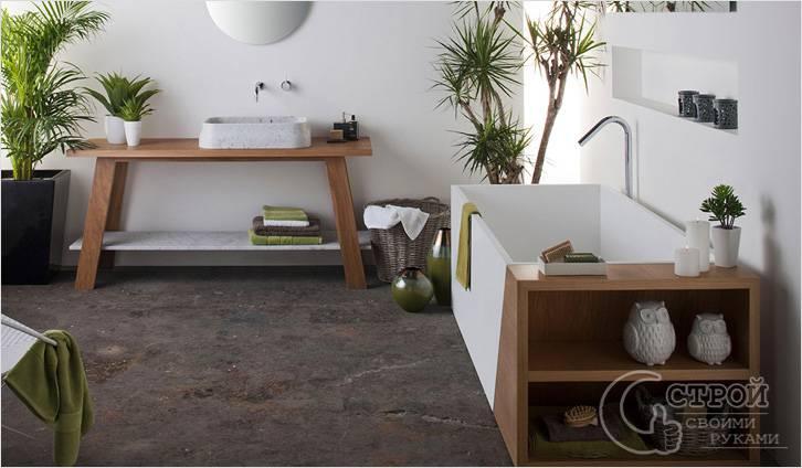 Как украсить ванную комнату своими руками