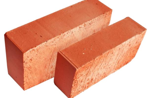 Строительный кирпич в фундаментной кладке