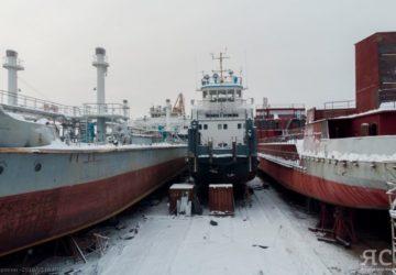 В реконструкцию Жатайской судоверфи вложат 1,8 млрд рублей