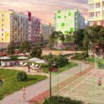 ВТБ профинансирует строительство двух домов Setl Group в Светлогорске